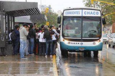 La Nación licitará el servicio de transporte interprovincial Chaco-Corrientes