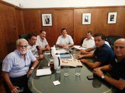 Tabaco: Productores misioneros se reunieron con autoridades nacionales