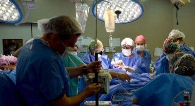 Con las clínicas, Apross resuelve las prestaciones de anestesia