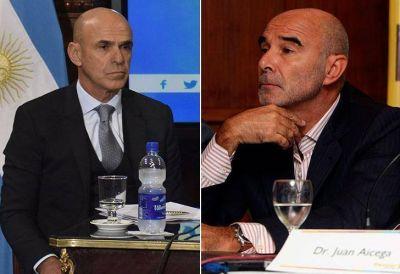Gómez Centurión diferenció su caso del de Arribas y justificó la resolución de Macri