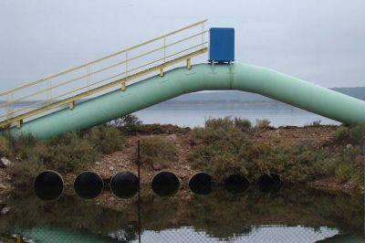 Empezaron a hacer perforaciones para el bypass del Acueducto del Colorado