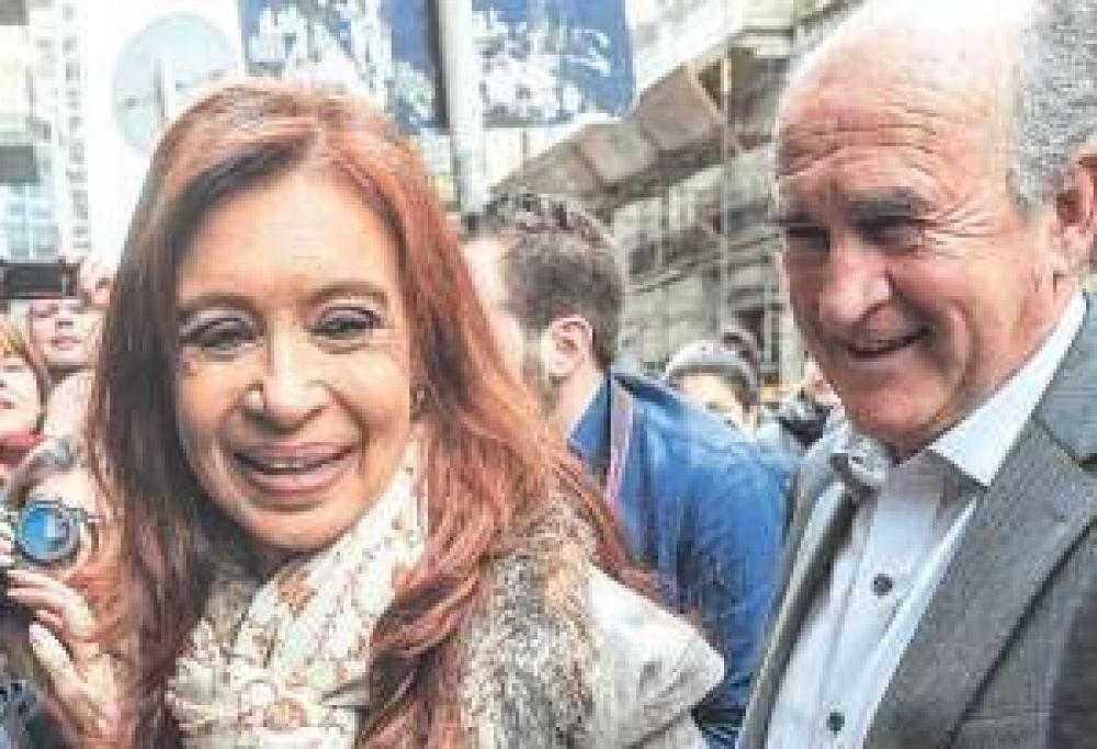 Cristina acusó al juez Lijo y a la Corte por filtración de escuchas