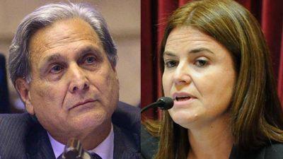 Legisladores entrerrianos del FpV en contra de los DNU's de Macri