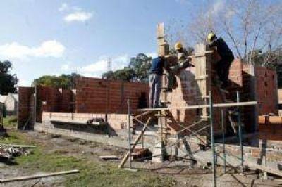 Continúa la merma en la construcción debido a la falta del crédito Procrear