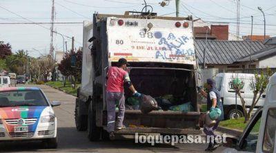 Arroyo aumentó un 28% el canon a la 9 de Julio por la recolección de residuos