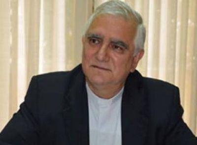 Monseñor Lozano admitió que tiene chances de ser vicepresidente de la Conferencia Episcopal
