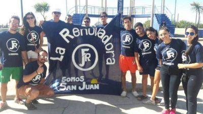 """La Renovadora San Juan"" se reunió con Sergio Masssa"