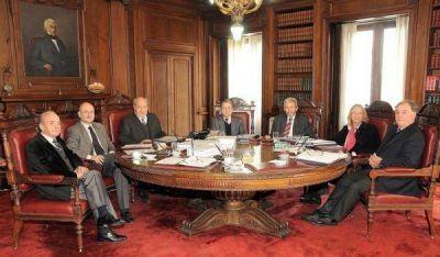 El Gobierno no tiene apuro por nombrar la vacante en la Suprema Corte de Justicia bonaerense