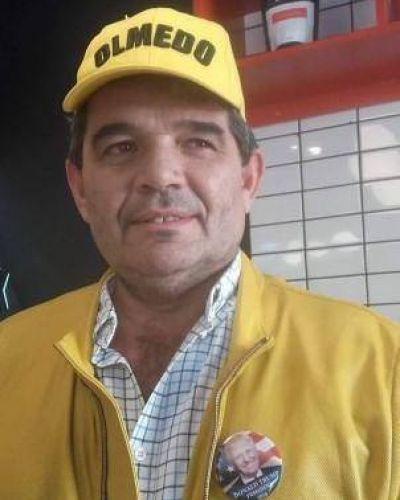 Olmedo gana fama como el primer diputado argentino de Trump