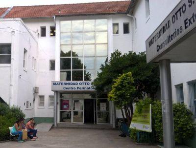 Renovación de fachada e instalaciones en el Hospital Iriarte de Quilmes