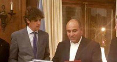 Limón tucumano a EE.UU: Lousteau le aseguró a Manzur que la suspensión no tendrá impacto