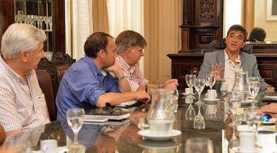 El Comité de Emergencia evaluó la situación de la provincia