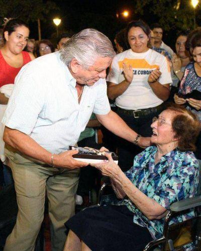 Infante viaja hoy a Buenos Aires para gestionar algunas obras