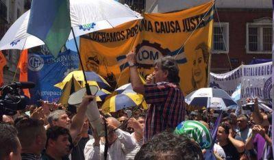 """""""Barba"""" Gutiérrez: """"El diálogo con el Gobierno es inútil"""""""