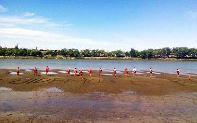 Contaminación del río: preocupa a Guardavidas Unidos la salud de los trabajadores