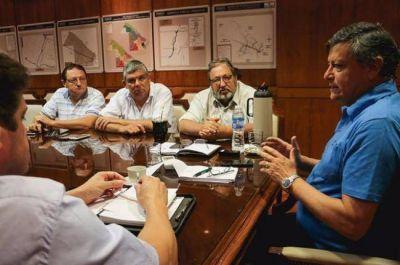 Peppo y la Unión Agrícola Avellaneda analizan sacar la producción por Barranqueras
