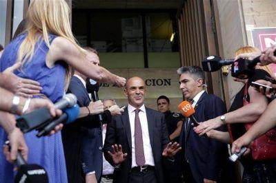 Arribas se presentó ante la Justicia, pero todavía no entregó nuevos documentos