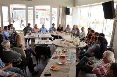 El radicalismo bonaerense se reunió en Mar del Plata