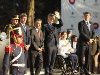 """Las Heras: yerno de Cobos fue el """"reclutador"""" para el acto"""