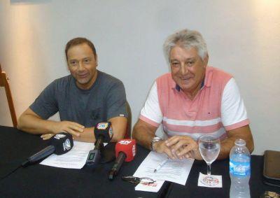 Pérez y Petruccelli quieren sondear sus posibilidades de cara a octubre