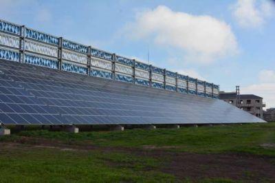 Avanzan las energías renovables en la ciudad