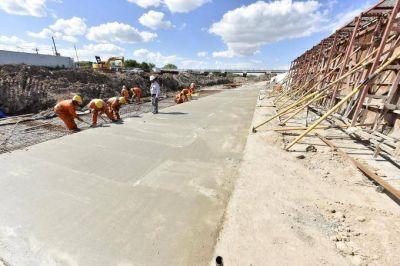 Avanzan las obras hidráulicas para prevenir inundaciones en La Plata