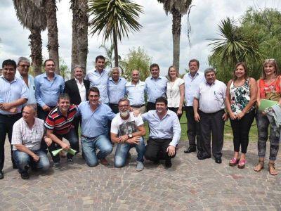 """Cecilio Salazar: """"Estamos convencidos que Cambiemos ganará la provincia cómodamente"""""""