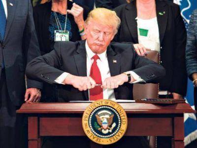 """Para Donald, la tortura a detenidos """"funciona"""""""