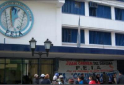 La Cámara de Apelaciones del Trabajo suspendió la intervención de la FEIA