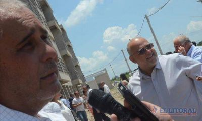 Cumbre Ríos-Vignolo por una agenda de obras en común en pleno año electoral