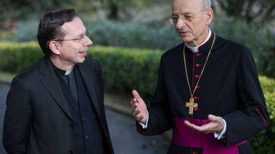¿Quién es Mariano Fazio, el argentino número 2 del Opus Dei?
