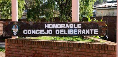 HCD: El presupuesto municipal se aprobaría el lunes