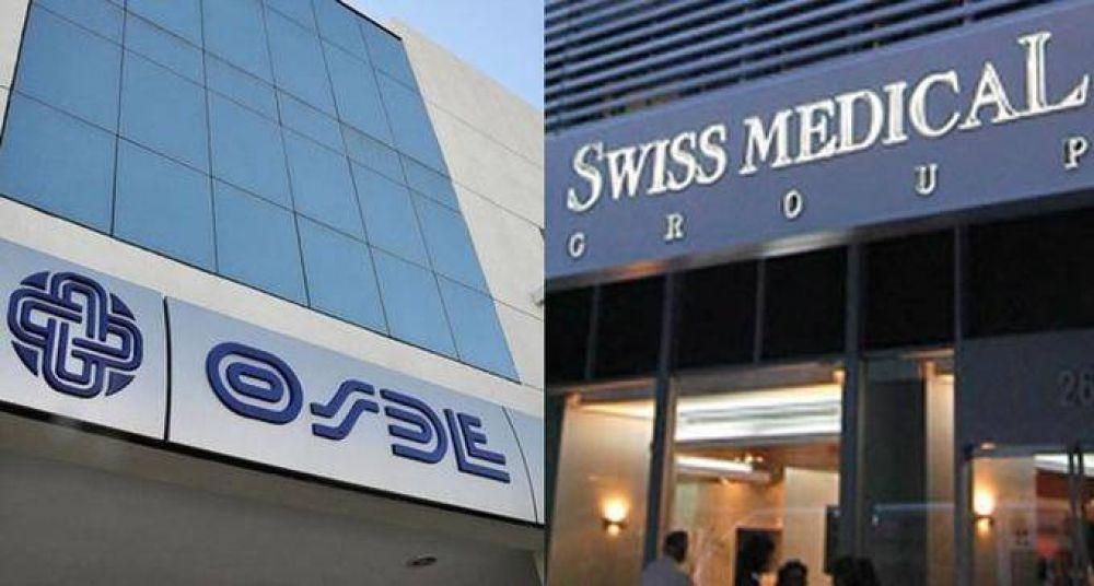 El dueño de Swiss Medical contra OSDE: