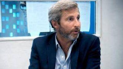 Frigerio ratificó la política migratoria: se busca