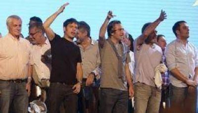 De cara a las elecciones legislativas, el PJ porteño se dirige a Santa Cruz para intentar comenzar a saldar su interna. Juan Manuel Olmos y UPCN no participan y no definieron su postura.