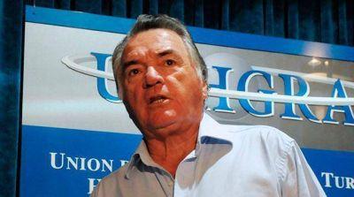 """Barrionuevo: """"El gobierno solo convoca a la CGT para dar malas noticias"""""""