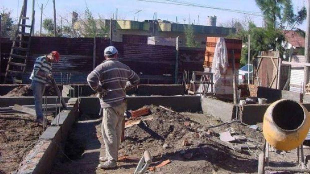 El Banco Nación otorga créditos para construcción de vivienda propia