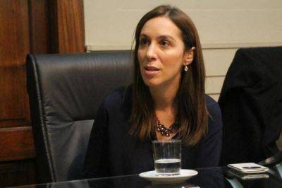 Vidal reunió a su gabinete, pidió austeridad y que sean prolijos en las licitaciones