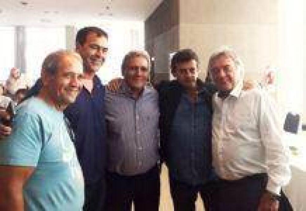 Con la participación de gremialistas tucumanos, se realizó la cumbre de la CGT en Mar del Plata