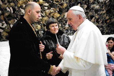 La decepción de un joven abusado que le contó su caso al papa Francisco: