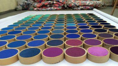 Un laboratorio de diseño que convierte basura en paneles acústicos y artísticos