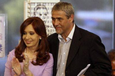 "Ferraresi negó que vaya a ser candidato pero admitió que quiere a Cristina en la boleta para ""aglutinar"""