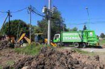 Ensenada: Nuevo entubamiento en Barrio El Hongo