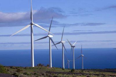 Aprueban el financiamiento para construir tres parques eólicos
