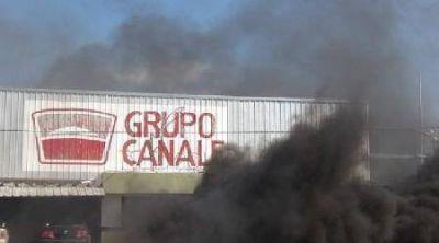 Denuncian nuevos despidos en la planta catamarqueña de Canale