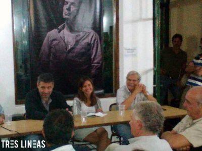 Encuentro del Partido Justicialista en Mar del Plata