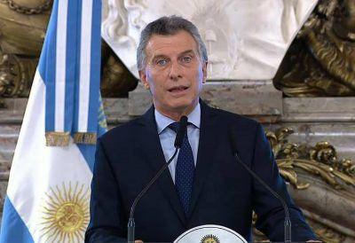 Macri da marcha atrás y declara inamovible el feriado del 24 de marzo
