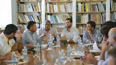 En una reunión en Molinos, el Intentete hizo sus pedidos al Gobierno
