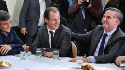 Pichetto pone a Bordet en la lista de nuevos líderes del PJ