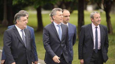 Macri recibe a la UCR en Olivos para unificar el mensaje de campaña